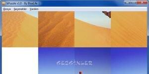 bPuzzle Ekran Görüntüsü