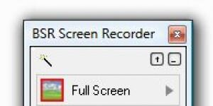 BSR Screen Recorder Ekran Grnts