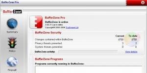 BufferZone Pro Ekran G�r�nt�s�