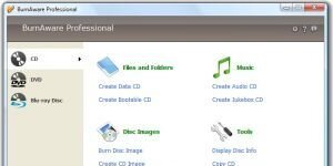 BurnAware Free Ekran Görüntüsü