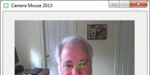 Camera Mouse Ekran Görüntüsü