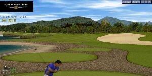 Chrysler World Tour Golf Ekran G�r�nt�s�