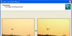 Color Correction Wizard Ekran Görüntüsü