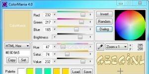 ColorMania Ekran Görüntüsü