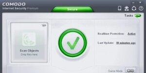 Comodo Internet Security Ekran Görüntüsü
