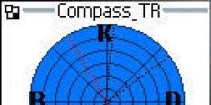 Compass_TR (CepPusula) Ekran G�r�nt�s�
