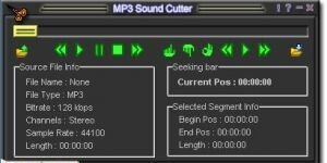 CooolSoft Power MP3 Cutter Ekran Görüntüsü
