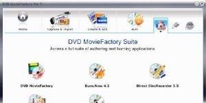 Corel DVD MovieFactory Ekran Görüntüsü