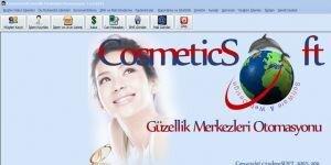 CosmeticSoft Kuaf�r ve G�zellik Merkezleri Otomasyonu Ekran G�r�nt�s�