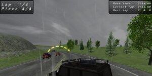 Crazy Offroad Racers Ekran Görüntüsü
