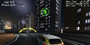 Crazy Police Racers Ekran Görüntüsü