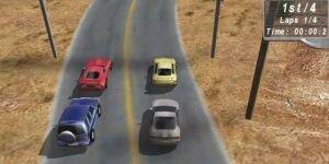 Crazy Racing Cars Ekran G�r�nt�s�