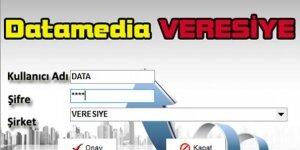Data Media Veresiye Ekran G�r�nt�s�