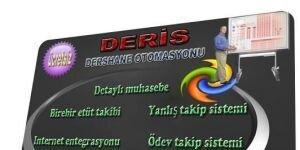 Deris Dershane Otomasyon ve Rehberlik Programı Ekran Görüntüsü