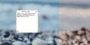 Desktop Calendar Ekran Görüntüsü