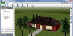 DreamPlan Home Design Software Ekran Görüntüsü
