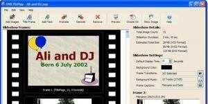 DVD PixPlay Ekran Görüntüsü