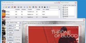 DVD slideshow GUI Ekran G�r�nt�s�