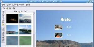 DVDStyler Ekran Görüntüsü