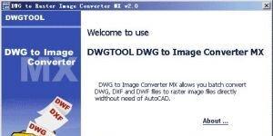 DWG to WMF Converter MX Ekran Görüntüsü