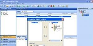 Easy Time Control Free Ekran Görüntüsü
