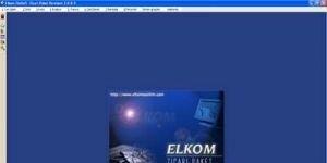 ELkom EkoSoft Ekran Görüntüsü