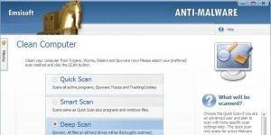 Emsisoft Anti-Malware Ekran G�r�nt�s�