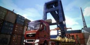Euro Truck Simulator Ekran G�r�nt�s�
