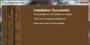 Eurobattle Installer Ekran G�r�nt�s�