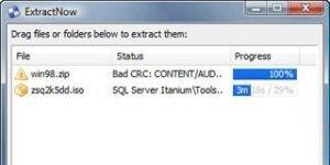 ExtractNow Ekran Görüntüsü