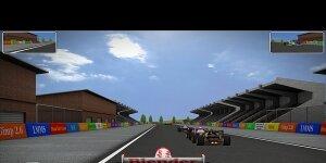 F1 Driver Ekran Görüntüsü