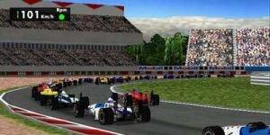 F1 Racing Championship Ekran G�r�nt�s�