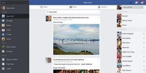 Facebook Ekran G�r�nt�s�