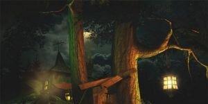 Fantasy Moon 3D Screensaver Ekran G�r�nt�s�