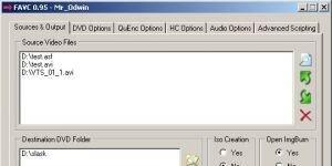 FAVC Ekran Görüntüsü