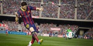 FIFA 15 Demo Ekran G�r�nt�s�