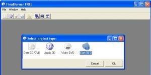 FinalBurner Ekran Görüntüsü