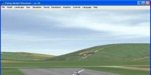 FMS Flying-Model-Simulator Ekran Görüntüsü