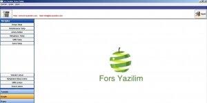 Fors Yazılım DavaTakip  Ekran Görüntüsü