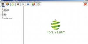 Fors Yaz�l�m E�itim Sistemleri Ekran G�r�nt�s�