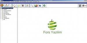 Fors Yaz�l�m ForsCus G�mr�k Muhasebe Program� Ekran G�r�nt�s�
