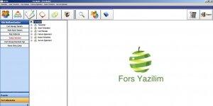 Fors Yazilim Kobi Ön Muhasebe Ekran Görüntüsü