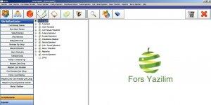 ForsExport Narenciye Programi Ekran G�r�nt�s�