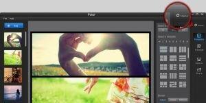 Fotor Ekran Görüntüsü
