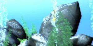 Free 3D Marine Screensaver Ekran G�r�nt�s�