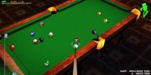 Free Billiards 2008 Ekran G�r�nt�s�
