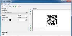 Free QR Creator Ekran Görüntüsü