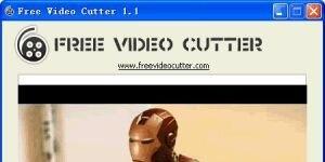 Free Video Cutter Ekran G�r�nt�s�