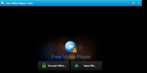 Free Video Player Ekran Görüntüsü