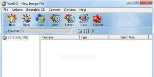 WinISO Ekran Görüntüsü